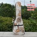 23/24 small bass guitar waterproof case concert  ukulele soprano gig soft bag strap lanikai backpack leather cover padded bolsa