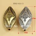 63-614 цинковый сплав состаренные позолоченные металлические бусины сплав Полые бусины филигранные бусины - фото