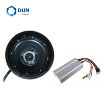 10inch 2000W 45H WP Brushless DC Electric Scooter Motor Kits with Controller 72v 80A