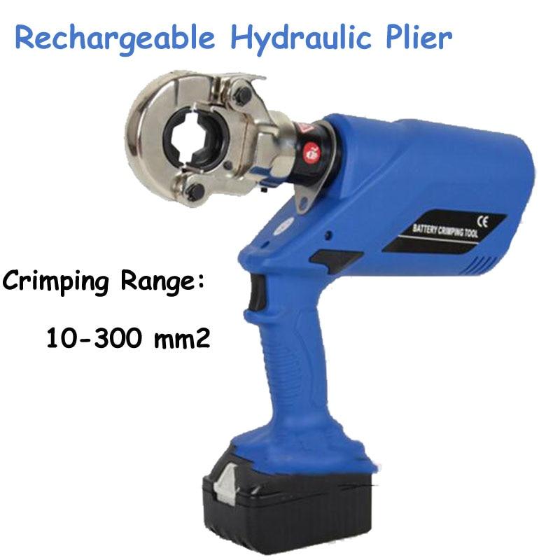 Dobíjecí hydraulické kleště na elektrické krimpovací nářadí - Elektrické nářadí - Fotografie 1