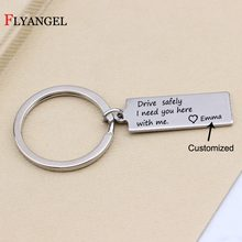 Popular Personalized Couples Keychains-Buy Cheap