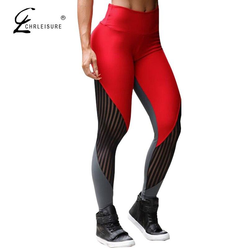 Women   Leggings   for Fitness Women Workout Jeggings Mesh Push Up   Leggings   High Waist Female leggins Mujer