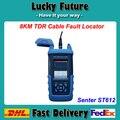 SENTER ST612 TDR Telecom Cable Fault Locator 8 km Industrial TDR Metros TDR