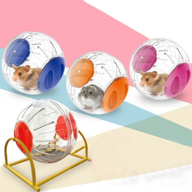 Online shop hamster ball toys rabbit guinea pig small animal hamster ball toys rabbit guinea pig small animal running jogging exercise ball sciox Image collections