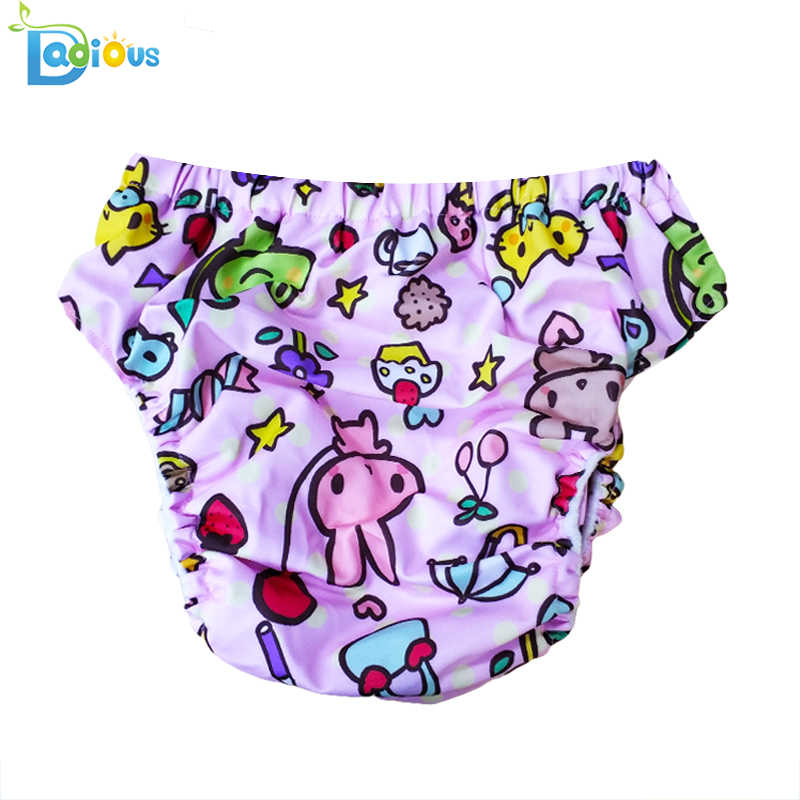 3e1524bb0d Adult Training Pants - Ddlg Adult Stain Resistant Reusable Diaper  Incontinence Cotton Waterproof Incontinence Pants -