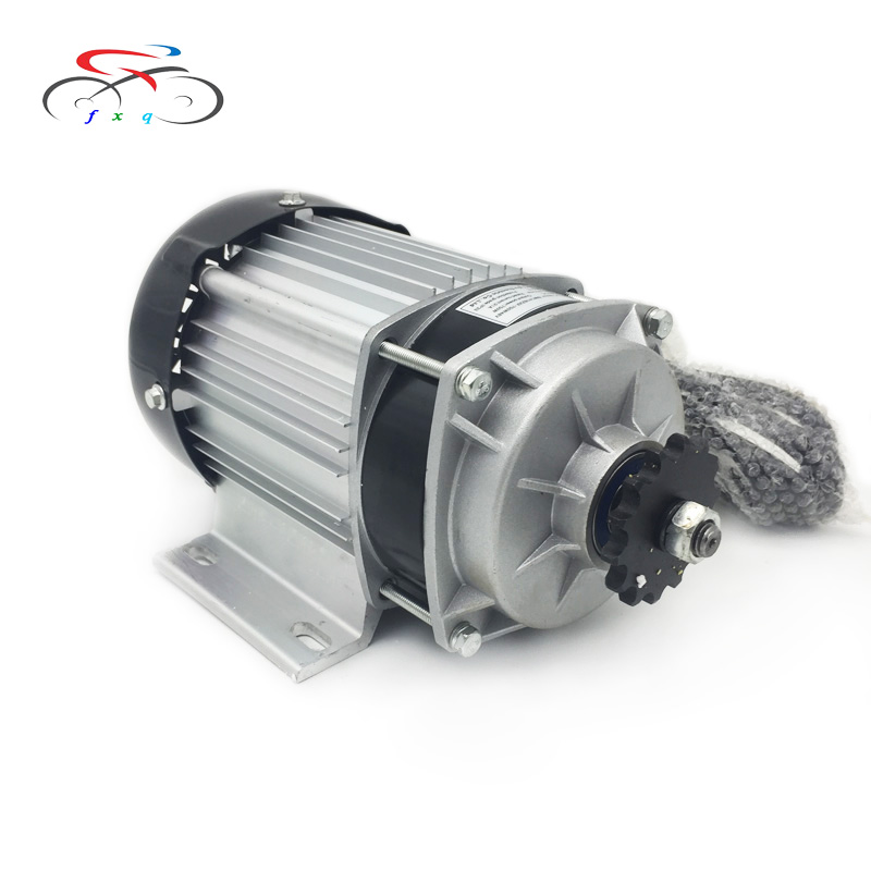 60V Brushless Electric Motor Gear Reduction 750W Permanent scooter scooter