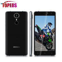New DOOGEE F7 Pro 4G Smartphone 5.7 inch MTK6797 Deca Core Android 6.0 4GB RAM 32GB ROM 21MP Camera Type-C Fingerprint Cellphone