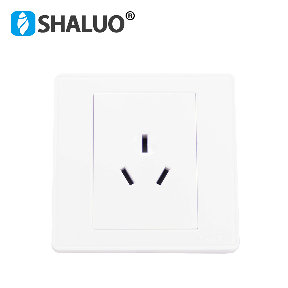 Australia Power Socket New Home Wall Power Supply Socket Switch Plug Base For Air Conditioner 16a Three Pins Home Wall Socket Australia Style Plug