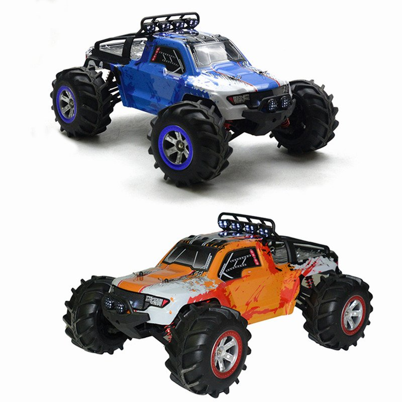 High Quality Brave FY-12 2.4G 4WD 1:12 RC Car Rock Climber Remote Control Truck Truggy For Kids Presents Gifts