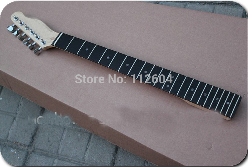 Hot sell Electric Guitar Maple Neck Ebony Fingerboard with knob Free shipping Drop shipping Wholesale vicers guitars china maple fingerboard t ele caster electric guitar in stock free shipping