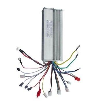 48 в 60 в 64 в 1500 Вт бесщеточный контроллер/контроллер электровелосипеда/контроллер бесщеточного двигателя постоянного тока для электрическо...
