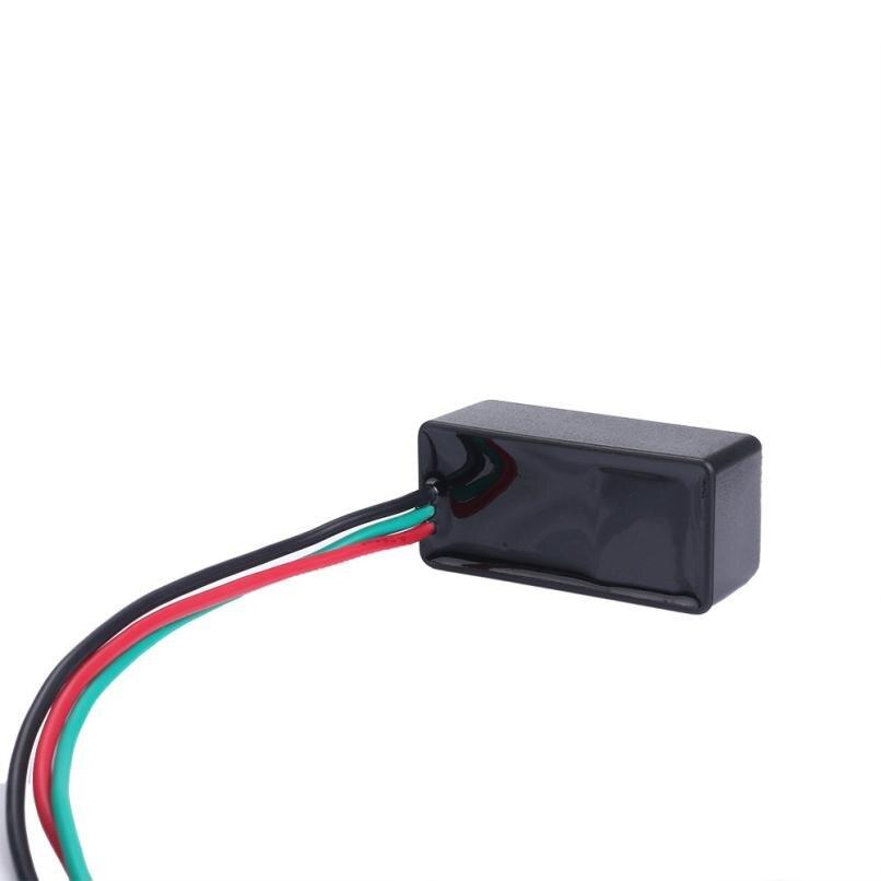 2018 New Motorcycle Universal Blinker Relay 3 Pin 12V LED Turn Signal Light Flasher Mar27 Drop Ship
