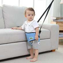 Baby Chair Harness Safety Seat Belt Portable Highchair Cover Toddler Adjustable Straps Walking Belt(China)