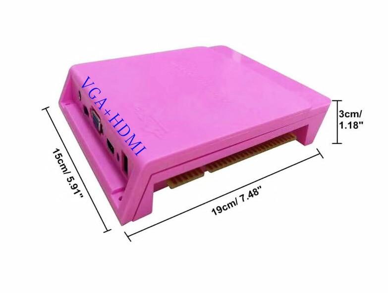 Free shipping 1299 in 1 Arcade Jamma pando Game Board HDMI VGA Output HD For Arcade