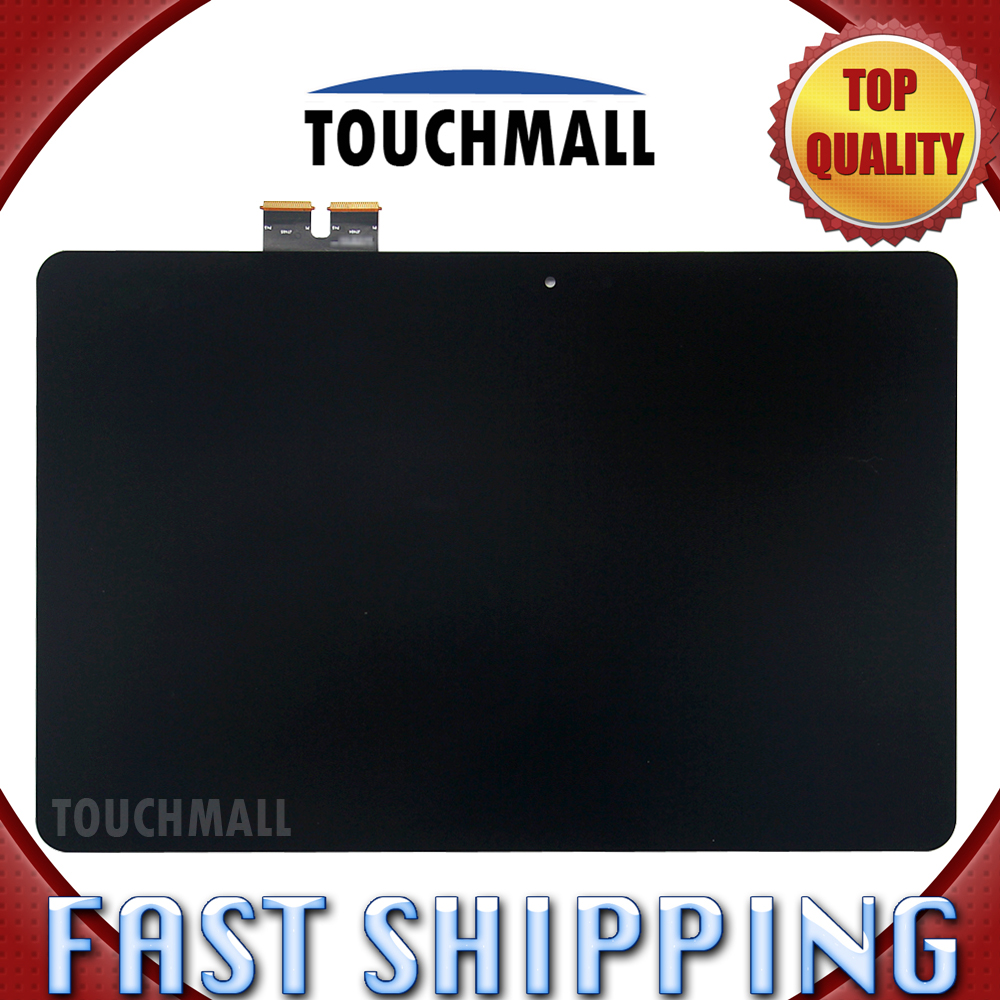 For New LCD Display Touch Screen Assembly Replacement ASUS Transformer Book T1Chi T100Chi T1 CHI T100 10.1 Black Free Shipping replacement original touch screen lcd display assembly framefor huawei ascend p7 freeshipping