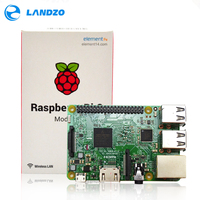 Raspberry Pi 3 Model B Board Element14 Version Made In Uk