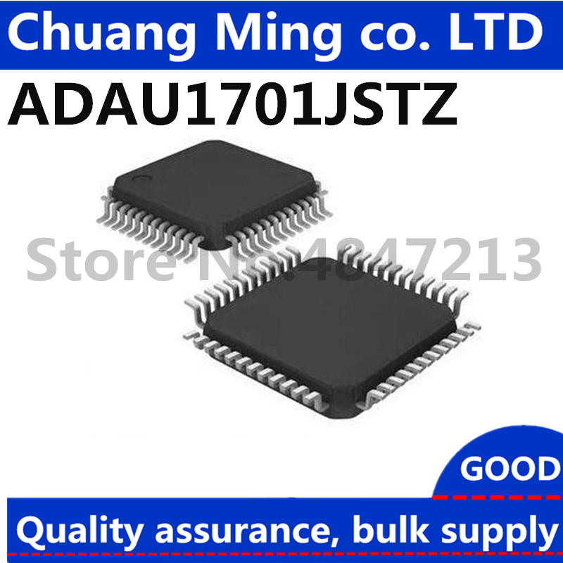 United 10pcs/lot Adau1701jstz Adau1701jst Adau1701 Lqfp48 Low Price Voice Robot Robot