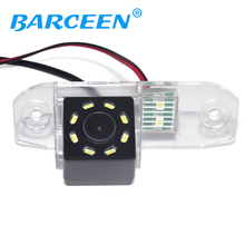 Promotion New Arrival  8LED Rear view Camera BackUp Reverse Parking Camera for VOLVO S80 S40 S60 V60 XC90 XC60 Hot sale