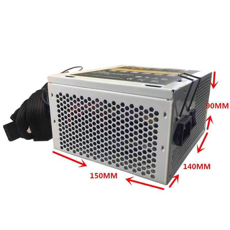 700 ワット PSU ATX 12 V ゲーミング Pc 電源 24Pin/モレックス/Sata 12 センチメートルファンコンピュータの電源供給のための BTC フォンテデ alimenta ç ã o pc