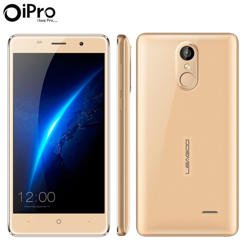 Original Leagoo M5 Smartphone Android 6 0 MT6580A Quad Core 2GB 16GB 5 0 inch Metal