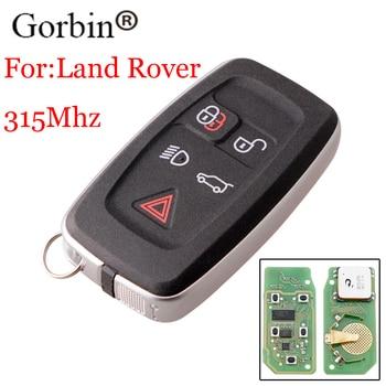 GORBIN الذكية مفتاح بعيد بدون مفتاح فوب ل اند روفر 315MHz ل اند روفر LR2 LR4 2010 2011 2012 فوب مفاتيح السيارة
