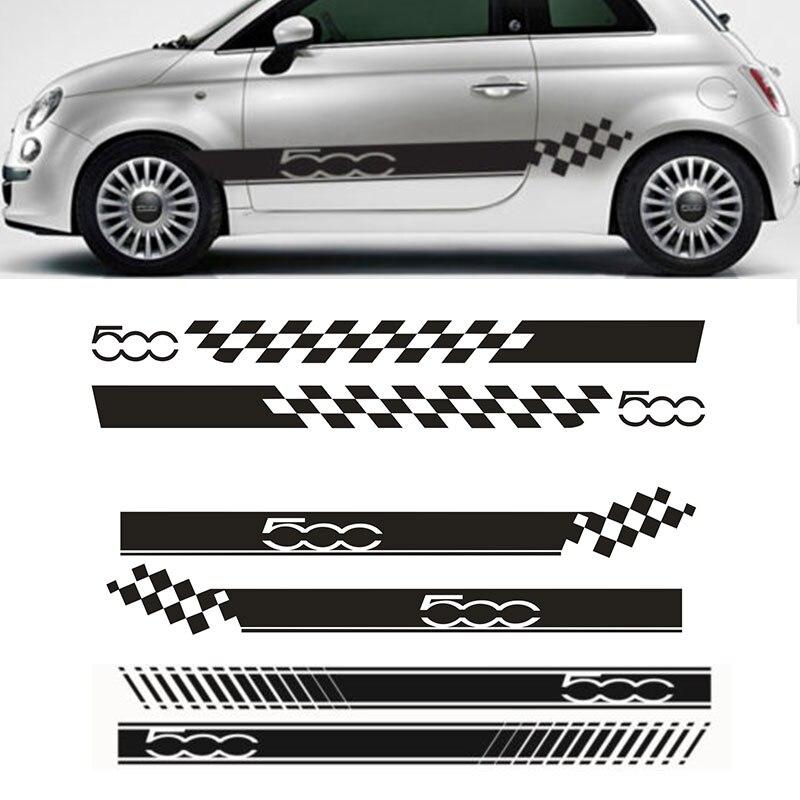 Abarth 21548 Adesivo 3D Logo Scudetto Ufficiale per Fiat 500