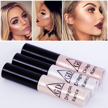 Brand Foundation Makeup Contouring Highlight Cream Shimmer Brightener Face Glow Liquid Highlighter Makeup Base Cosmetics цены онлайн