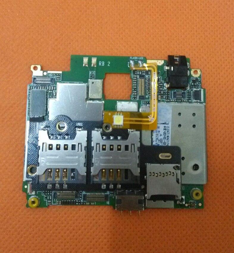 Original Placa Base placa base 1G RAM + 4G ROM para HTM Feiteng H9500 S4 MTK6589 5.0 Pulgadas segunda mano  Se entrega en toda España