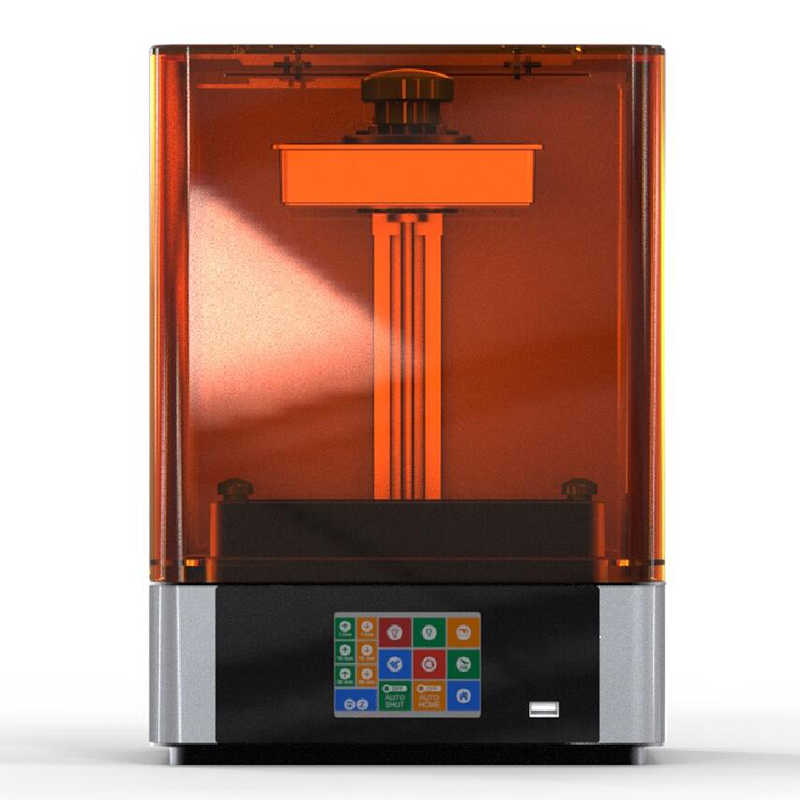 2K LCD 3D printer wax/casting /UV resin 6 inch LCD light