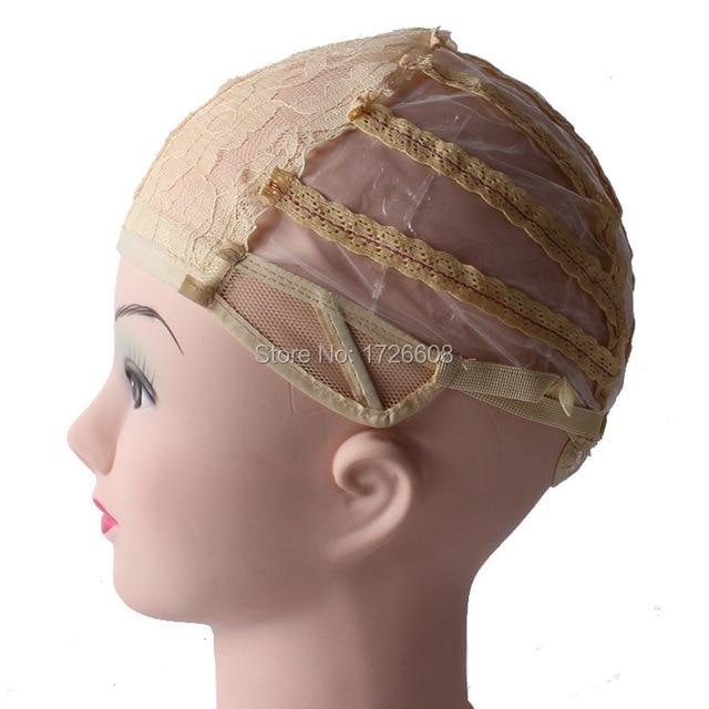 Hair cap beige wig caps weave net hair extension wholesales 10pcs hair cap beige wig caps weave net hair extension wholesales 10pcslot hair mesh drop pmusecretfo Gallery