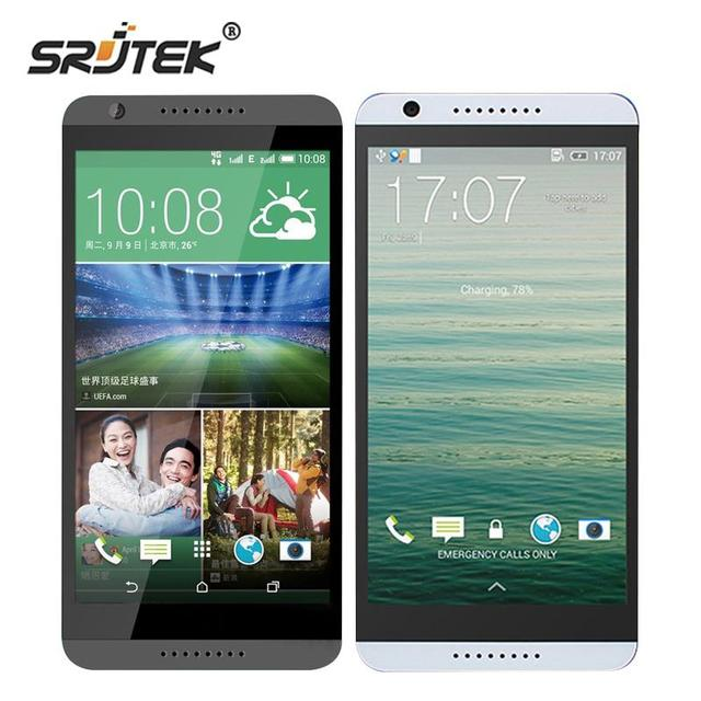 Srjtek для HTC Desire 820 D820 ЖК-дисплей Дисплей Сенсорный экран планшета Сенсор Стекло сборки Рамки 5.5 ''для HTC Desire 820 touch