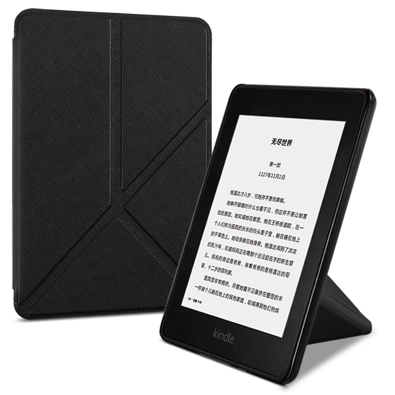 BOZHUORUI Cover Case for 6 inch Amazon New Kindle Paperwhite 4 E-reader For Paperwhite 2018 (10th Gen) Stand Support Cover Case