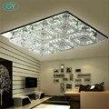 Потолочные светильники  светодиодные  прямоугольные  lustre  72 Вт  для домашнего декора  L63 * w42см