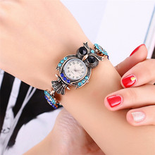 Owl Bracelet Luxury Watches