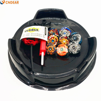 Hot style 8pcs Beyblade Burst Toys Arena Set Sale spin top Metal Fusion God Spinning Top Blade Toys Arena002