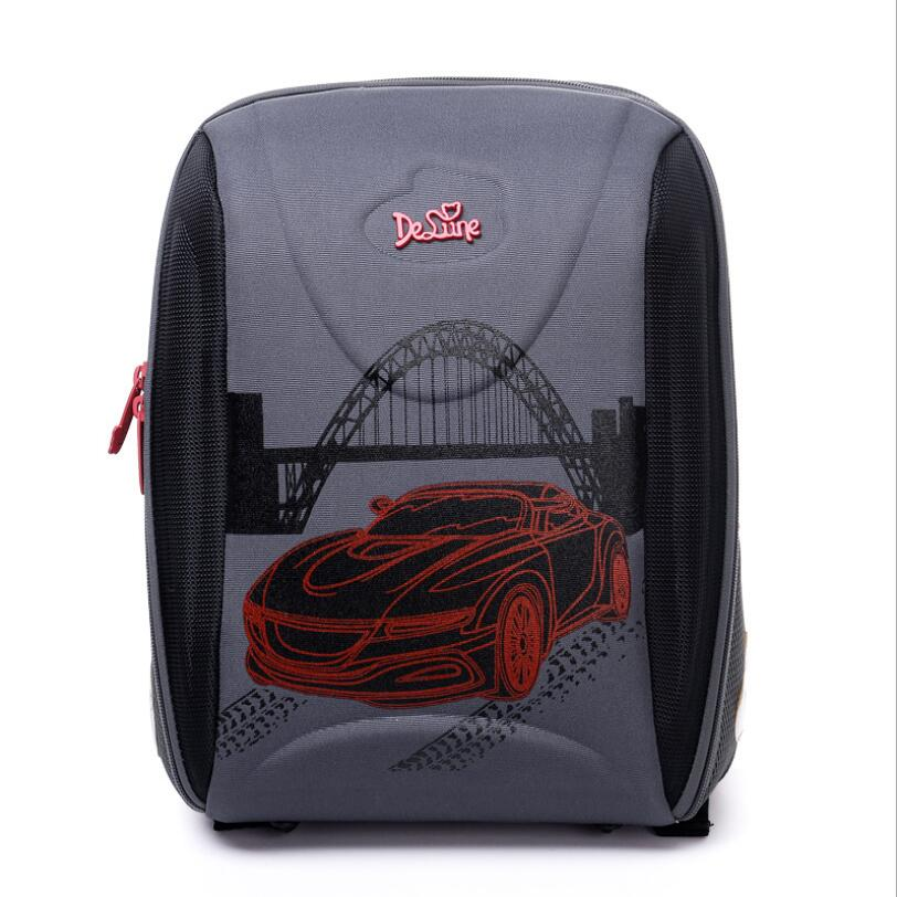 Nowy torba szkolna dla dzieci dzieci plecak wysokiej jakości 3D druku torba szkolna s dla chłopców dziewcząt dziecko torby plecaki do szkoły podstawowej w Torby szkolne od Bagaże i torby na  Grupa 1