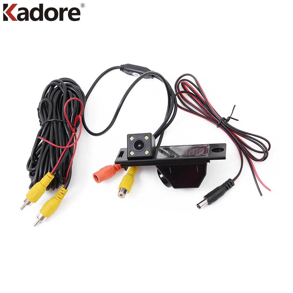 For Hyundai Tucson IX35 2010 2012 CCD Chip Reverse Camera High Resolution LED Light Parking NTSC Wide Angle Waterproof Camera|camera wide|camera for hyundai|camera for parking - title=