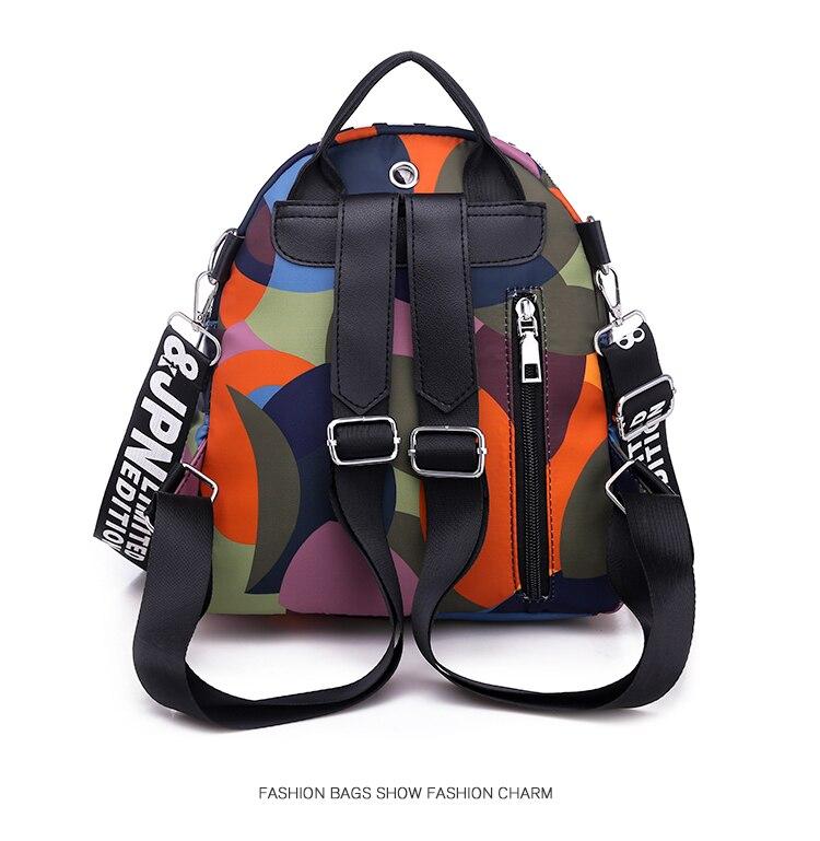 HTB1Os26bdfvK1RjSspfq6zzXFXar New Multifunction Backpack Women Waterproof Oxford Bagpack Female Anti Theft Backpack Schoolbag for Girls 2019 Sac A Dos mochila