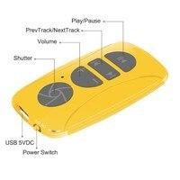 Bluetooth Multimedia Remote für iphone und android-handys samsung galaxy s5 s6 in 3D VR Gläser