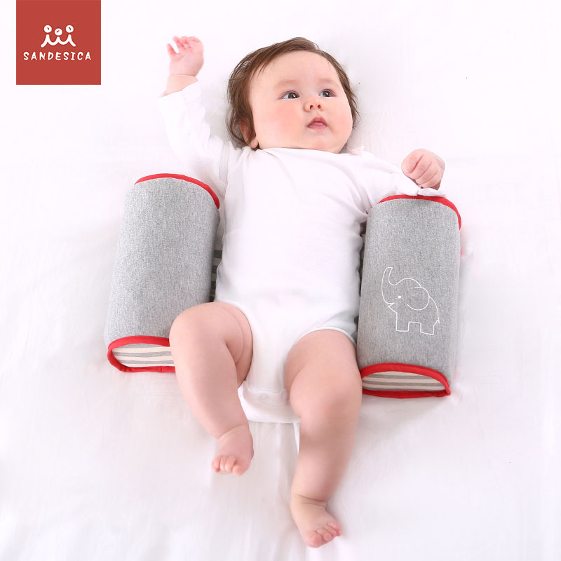 [CHOOEC] Baby Pillow Multi-function Newborn Positioner Anti Roll Child Safety Pillow Baby Anti Dropping Protect Waist Pillow
