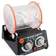 CE Сертификация!! Емкость 3 кг барабанная полировальная машина, ювелирные изделия роторный стакан, тумблер, мини-тумблер