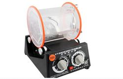 Ce-certificering! Gratis Verzending! Capaciteit 3 kg Drum polijstmachine, Sieraden rotary tumbler, tumbling machine, Mini-Tumbler