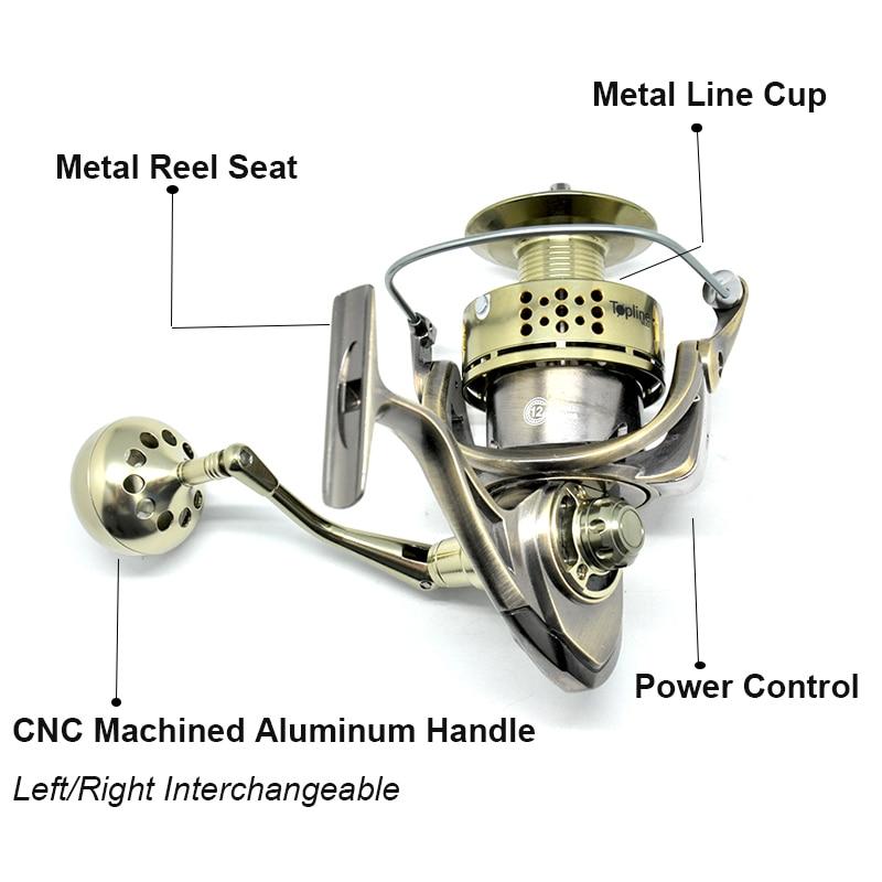 Magnético de Metal Inoxidável Rolamentos & Elevada Relação