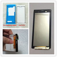 "sony xperia 5.2""Black LCD Display For Sony Xperia Z3 D6603 D6643 D6653 Touch Screen Digitizer Assembly (2)"
