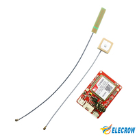 New Arrival SIM808 GPRS GSM Module GSM And GPS Two In One Function Module Quad Band