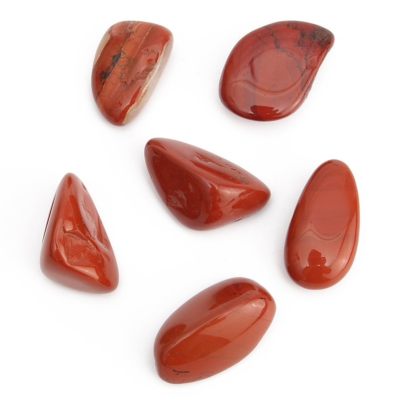 chakra gemstone natural crafts red reiki ball stone jasper stand with free carved bell wood healing decor shape eggs egg item
