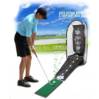 Golf Practice Net Golf swing trainer Golf Equipment Indoor And Outdoor Are Available Practice free shipping