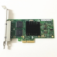 China OEM Unit E1G44HT E1G44HTBLK for intel I340 T4 Gigabit Ethernet Server Adapter PCI E 82580 Chipset Network Cards New
