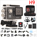 Original H9 Action camera 4K WIFI Ultra HD 1080p 60fps 2.0 LCD 170D Go waterproof mini Cam pro sports camera gopro hero 4 style