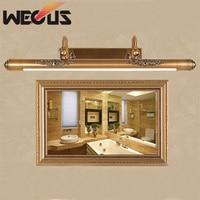 Hotel home preferred bathroom light led waterproof american bedchamber mirror lamp 50cm painting shining lighting